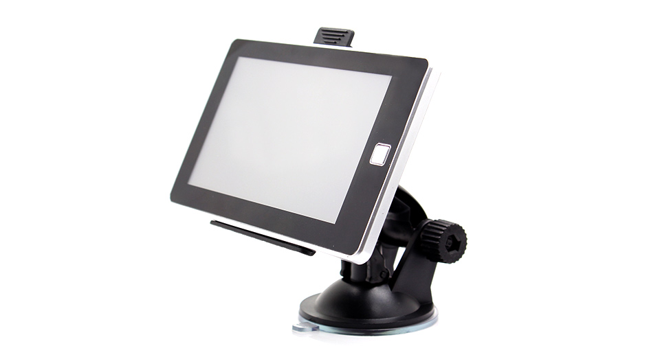 5 LCD Touch Screen Windows CE NET 6.0 GPS Navigator with Europe Map