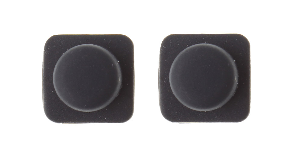 Image of Silicone Tailcaps / Sidecaps for Flashlights (2-Pack)