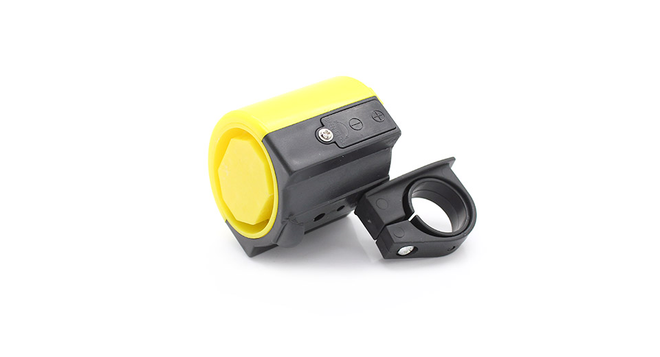360 Degree Rotation Plastic Electronic Horn for Bicycle (>90dB)