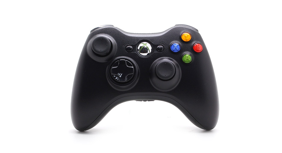 Image of 2.4GHz Wireless Game Controller for Xbox 360/PC