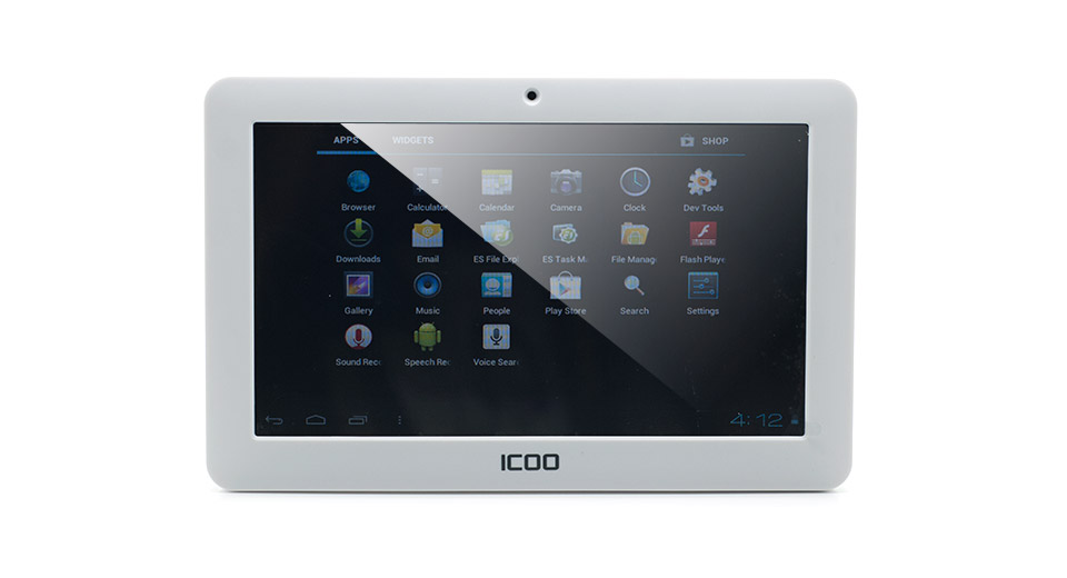 "$64.40 ICOO D500 7"" 1.5Ghz Android ICS 4.0.4 Tablet (4GB ..."