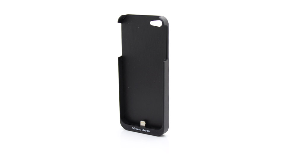 Qi Inductive Wireless Charging Receiver Back Case for iPhone 5