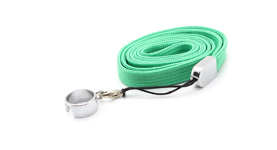 EGO Electronic Cigarette Lanyard Neck Sling with a Ring (41cm)