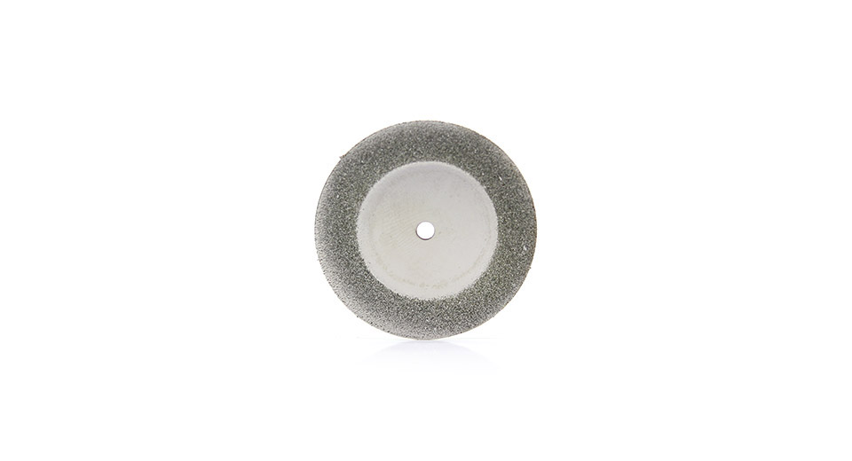 25mm Diamond Cutting / Grinding Wheel Disc Plate (10-Piece Pack)