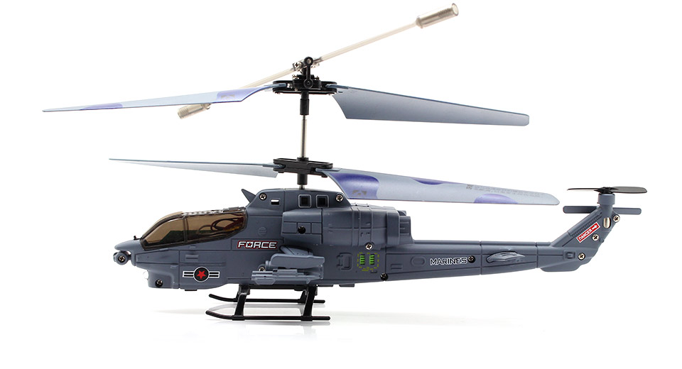 Model King 33017 Gyro 3.5-Channel Infrared RC Helicopter