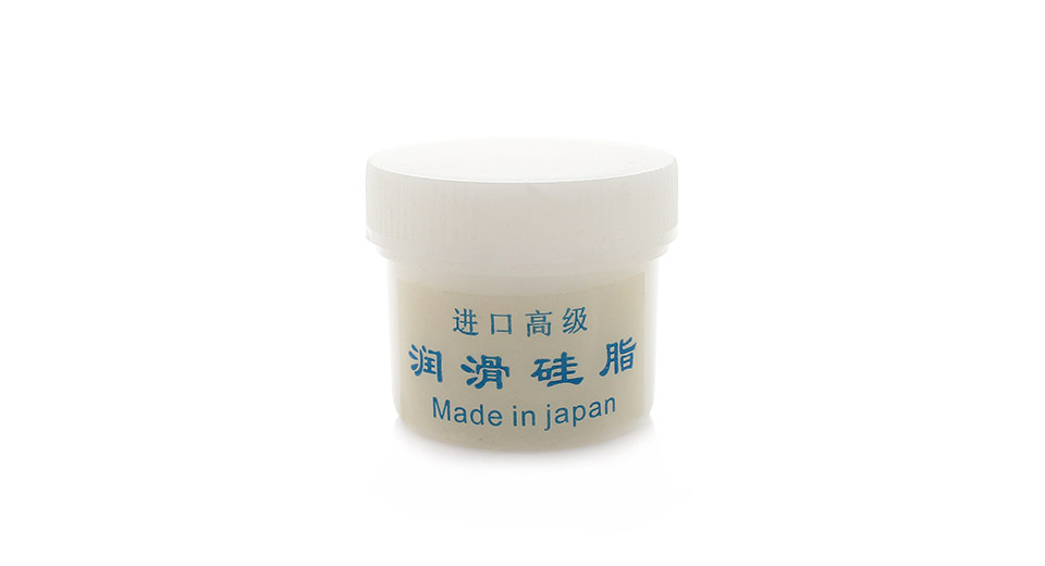 High-grade Lubricative Heat-resistant Silicone Grease for Machine Printer