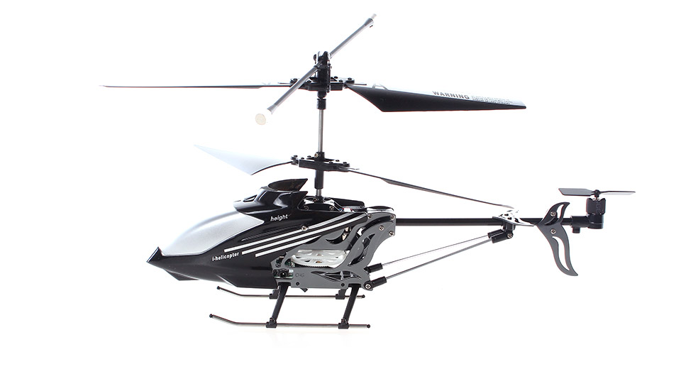 Happy Cow 777-173 i-Helicopter Apple iDevices Controlled 3-Channel R/C Helicopter w/Gyro