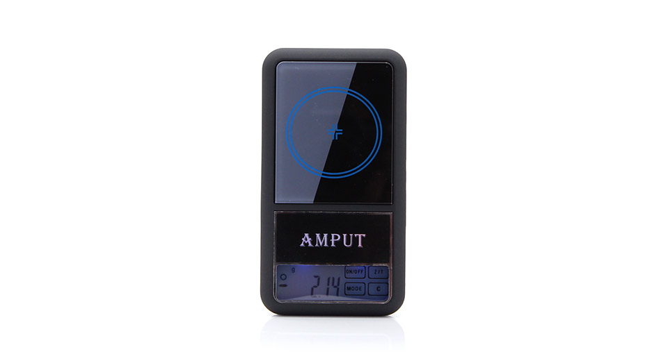 "Image of APTP446 2.1"" LCD Precision Digital Pocket Scale (200g Max)"