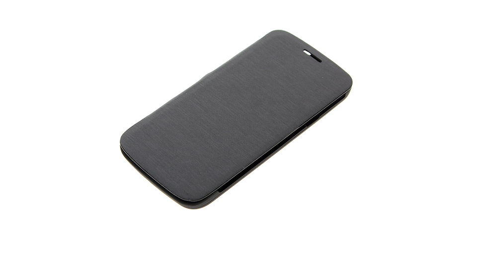 Image of 3000mAh Rechargeable External Battery Flip Open Leather Case for Samsung Premier i9260