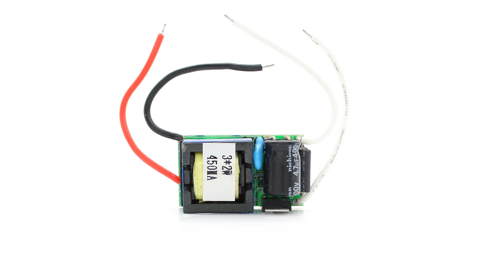 AC 90-265V 3*2W High Power Constant Current LED Driver