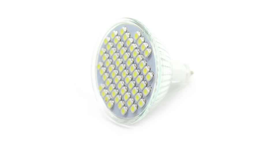 MR16 4W 2835 SMD 24LED Spot Light Bulb Warm/Pure White Decorate Light 220V