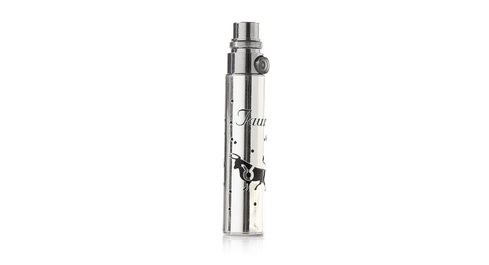 Taurus Pattern 650mAh Rechargeable Battery for EGO Electronic Cigarette