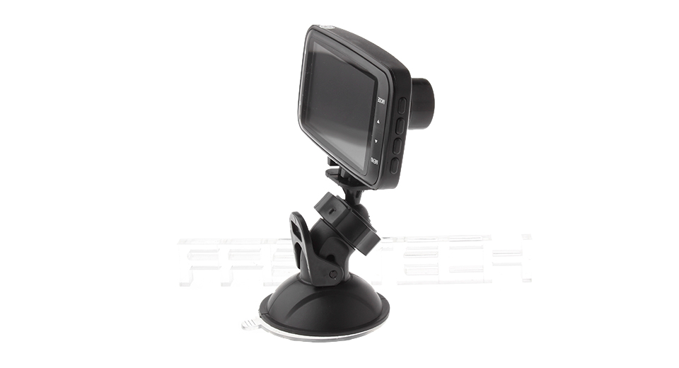 GS8000L 2.7 LCD 1080P HD 120__ Wide Angle Car DVR Camcorder with 4-LED Night Vision