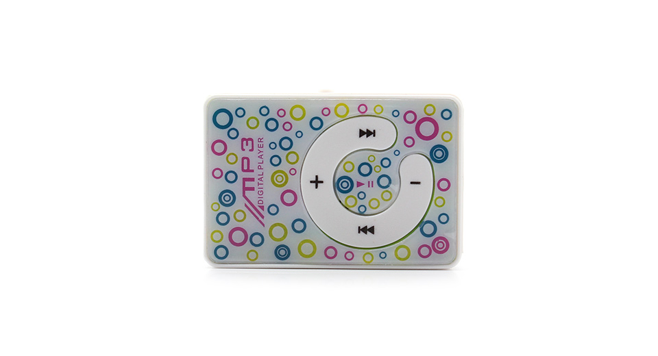 Product Image: clip-design-mini-mp3-music-player-with-tf-card