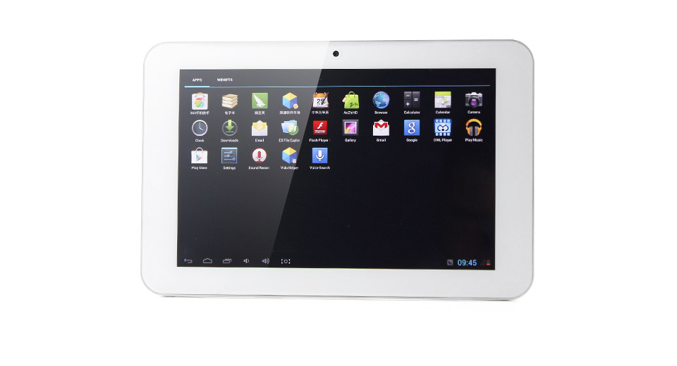"Yuandao/Vido N70HDAC Quad-Core IPS 7.0"" Android 4.1.1 Jellybean Tablet (16GB)"