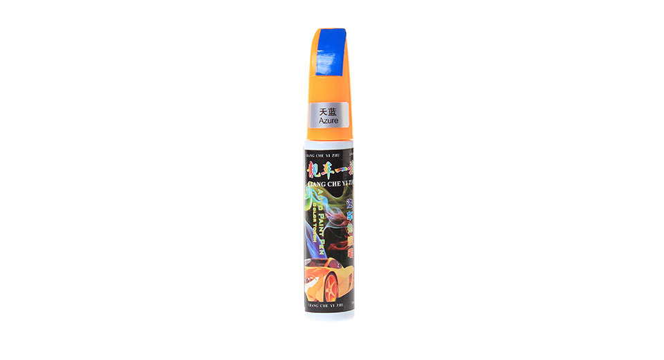 Image of 12ml Car Body Paint Scratch Repair Pen (Azure)