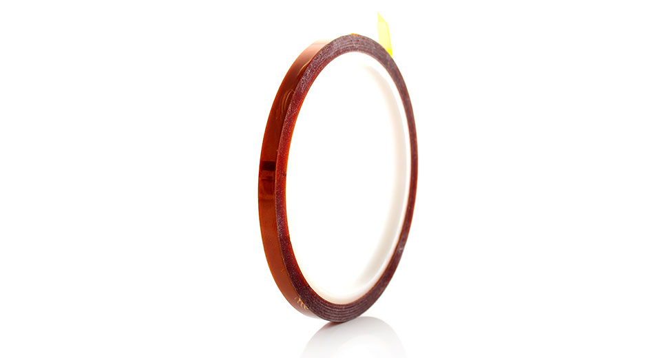 Kapton Polyimide High Temperature Resistant Adhesive Tape