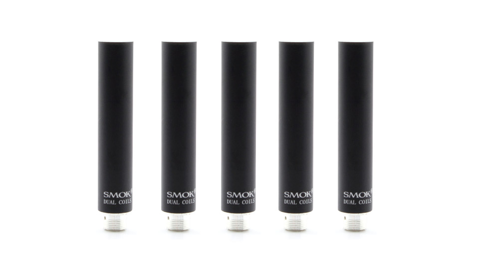 Image of Authentic Smoktech 510 Single Coil Cartomizers (5-Pack)