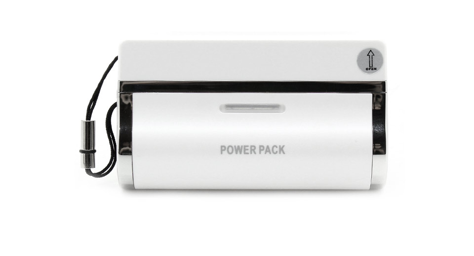 JLW-168 2800mAh Power Pack Mobile Power Source for Apple 30-Pin Devices