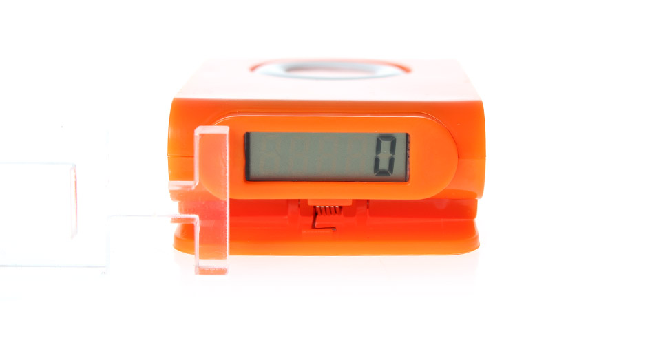 HZ-787-1 Fashionable Battery Powered iPod Style Pedometer