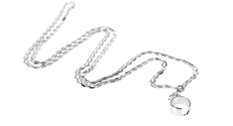 EGO Lanyard Necklace w/ Ring Clip