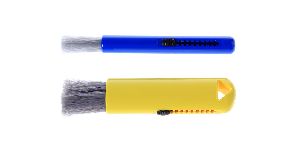 Retractable Soft Wool Cleaning Brush (2-Pack)