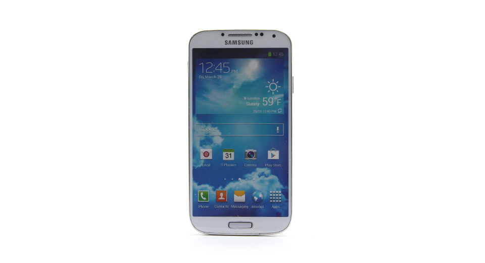 Fake Non-Working Display Dummy Cell Phone Samsung S4 i9500 Model Toy