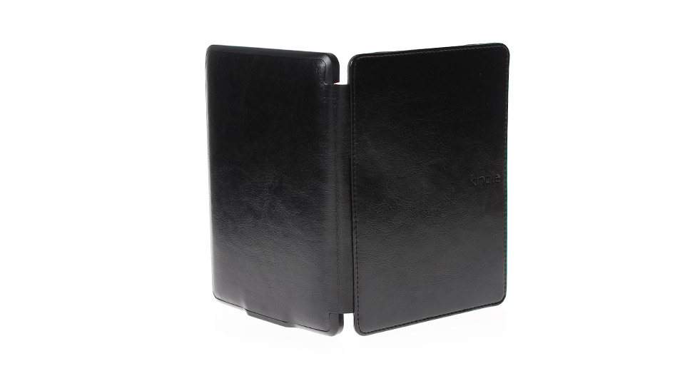 Protective PU Leather Case for Amazon Kindle 4