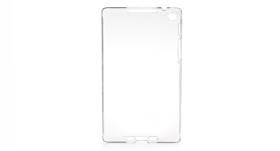 Protective PVC Back Case for Google Nexus 7 2/2013