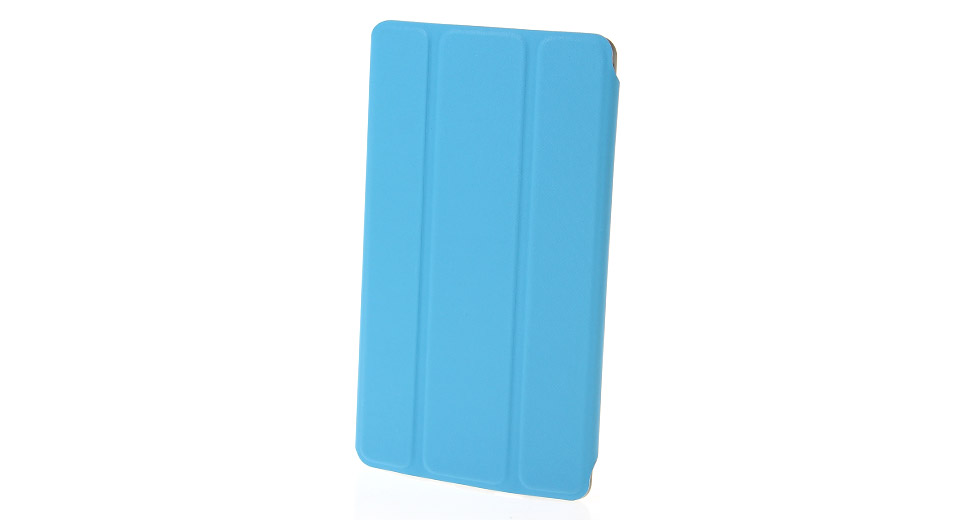 Product Image: protective-pvc-pu-leather-flip-open-case-for