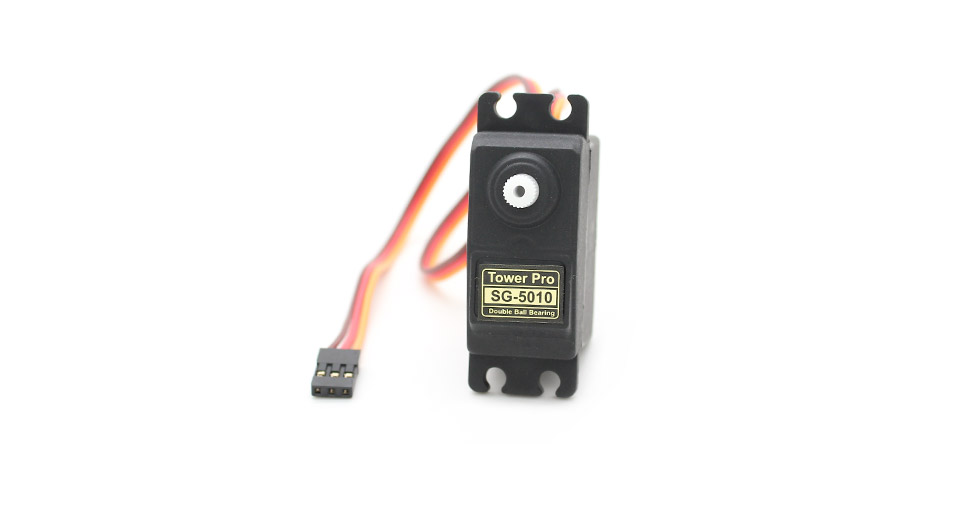 Tower Pro SG5010 Analog Torque Servo for R/C Helicopter