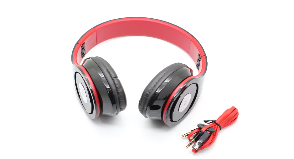 Ovleng X8 Foldable Headphones w/ ...