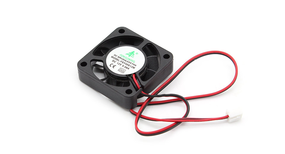 2-Pin Computer Case Cooling Fan