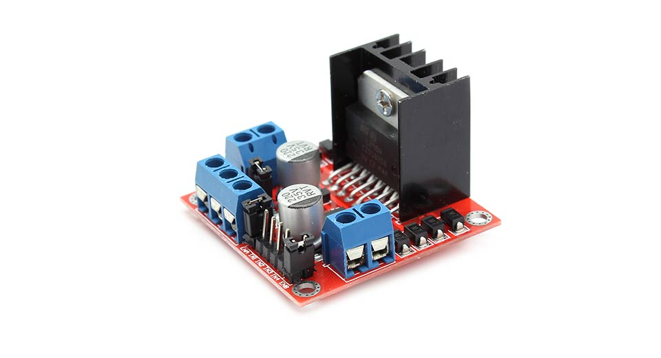 L298N Stepper Motor Driver Board ...