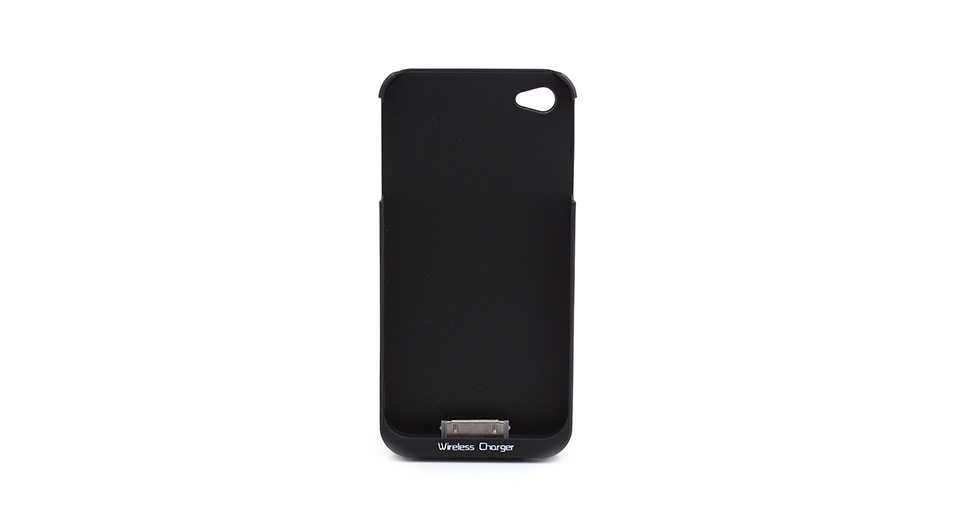 Qi Inductive Wireless Charging Sleeve for iPhone 4/4S