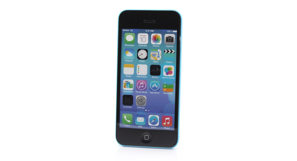 Fake Non-Working Display Dummy Cell Phone iPhone 5c Model Toy