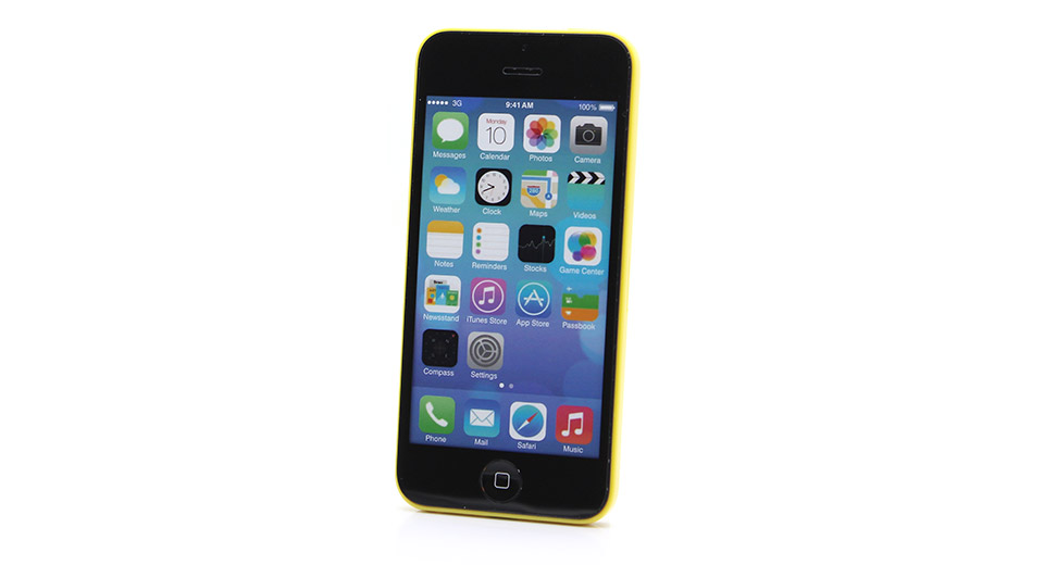 Non-Working Dummy/Fake iPhone 5c Cell Phone Display Model