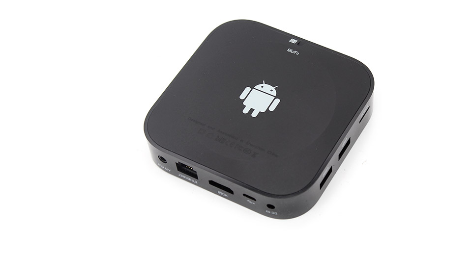Image of AT-818 Dual-Core Android 4.1 Jellybean TV Box (8GB)