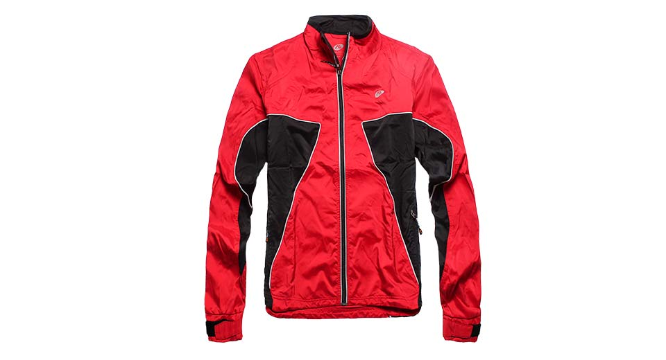 NUCKILY NY0921 Cycling Windproof Jacket w/ Detachable Sleeves (Size M)