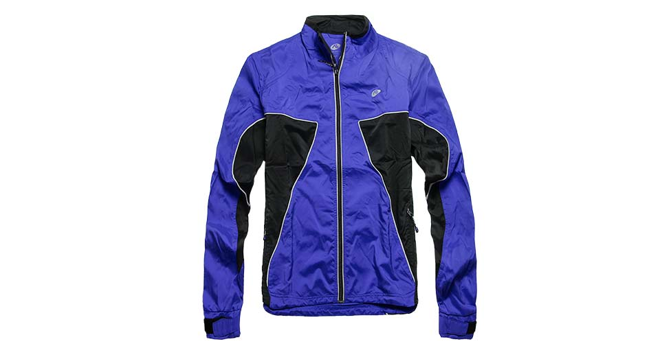 NUCKILY NY0921 Cycling Windproof Jacket w/ Detachable Sleeves (Size L)