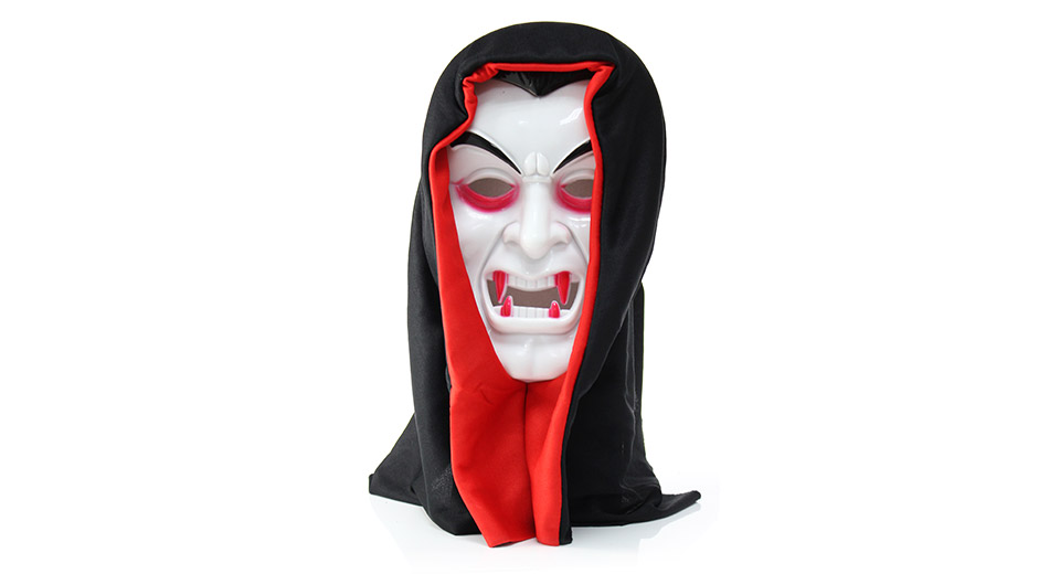 Full Face Vampire Styled Halloween Party Masquerade Mask