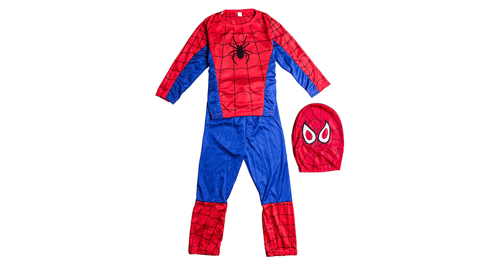 Image of Amazing Spider-Man Trick Cosplay Costume for Halloween