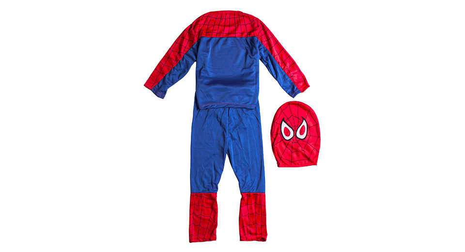 Amazing Spider-Man Trick Cosplay Costume for Halloween
