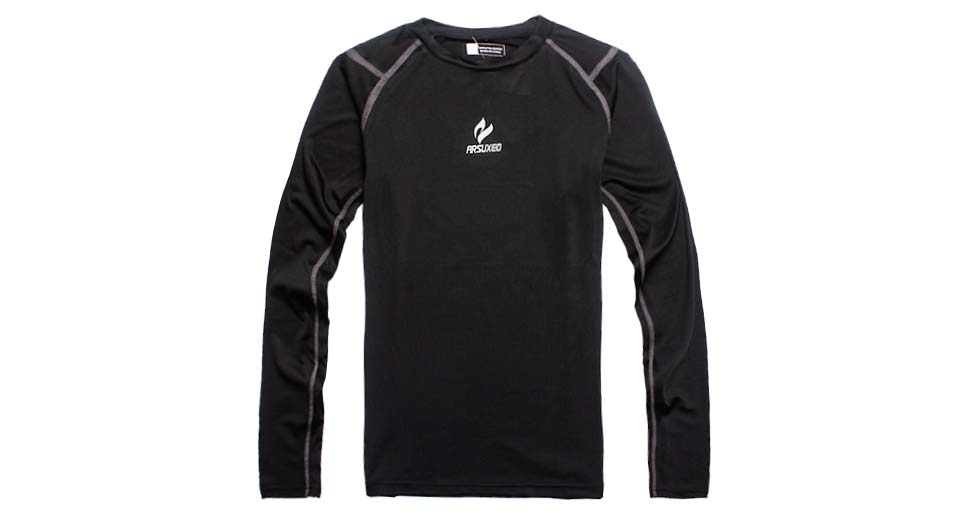 Image of ARSUXEO Oudoor Sports Quick-Dry Tight Shirt