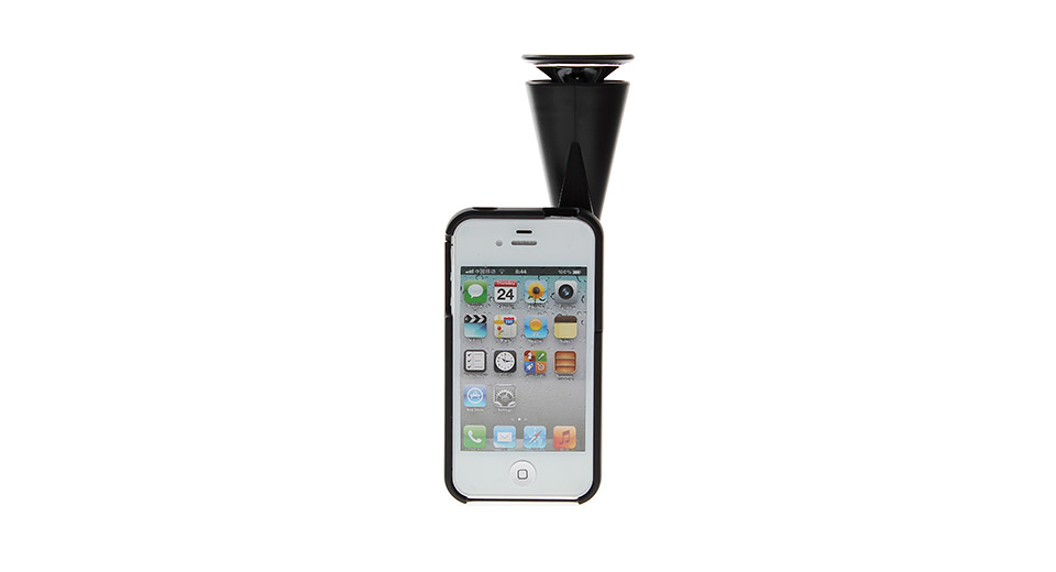 Image of 360 Degree Video Recording Camera w/ Protective Case for iPhone 4 / 4S