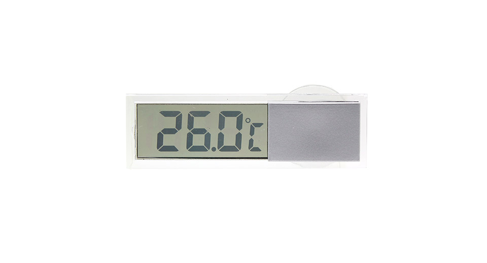 Digital Thermometer w/ Suction Cup