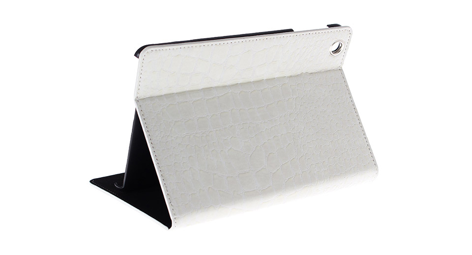 Product Image: protective-pu-pvc-leather-flip-open-case-for-ipad