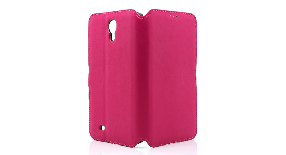Protective PU + PVC Flip-Open Leather Case for Samsung i9200