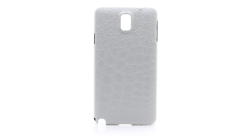 Protective PC + PU Back Case for Samsung Galaxy Note III