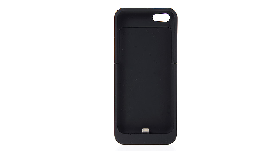 2200mAh Rechargeable External Battery Back Case for iPhone 5c